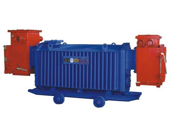 矿用隔爆型移动变电站