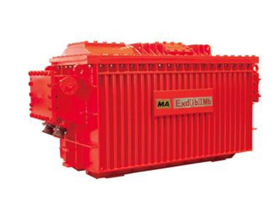 矿用隔爆型干式变压器
