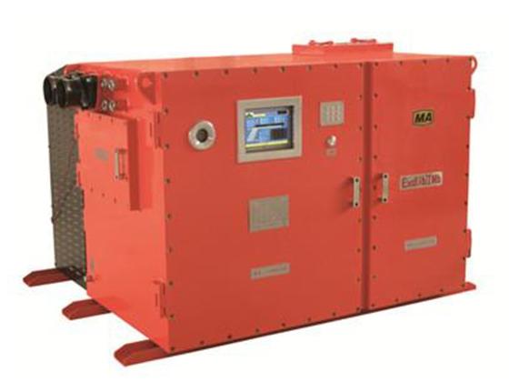 矿用防爆变频器
