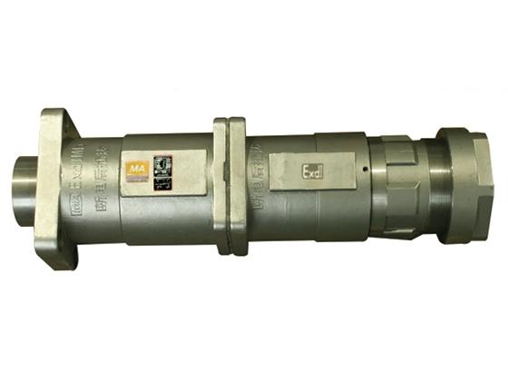 矿用隔爆型高压电缆连接器